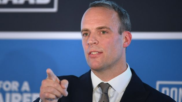 Dominic Raab Tries To Shake Anti-Feminist Tag At Tory Leadership Bid Launch