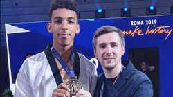 Grand Prix 2019 de taekwondo: le Marocain Achraf Mahboubi décroche le bronze à