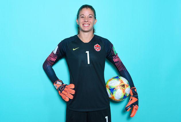 Stephanie Labbé, la joueuse qui combat les