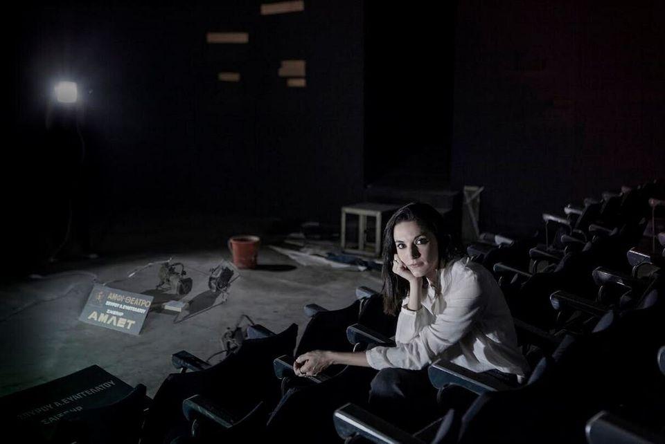 Η Κατερίνα Ευαγγελάτου ανοίγει μετά από οκτώ χρόνια το ιστορικό θέατρο του πατέρα της με