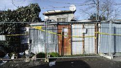 La polizia va a demolire una baraccopoli a Roma, ma era un set