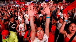 Toronto Prepares For Pandemonium As Raptors Inch Closer To 1st NBA