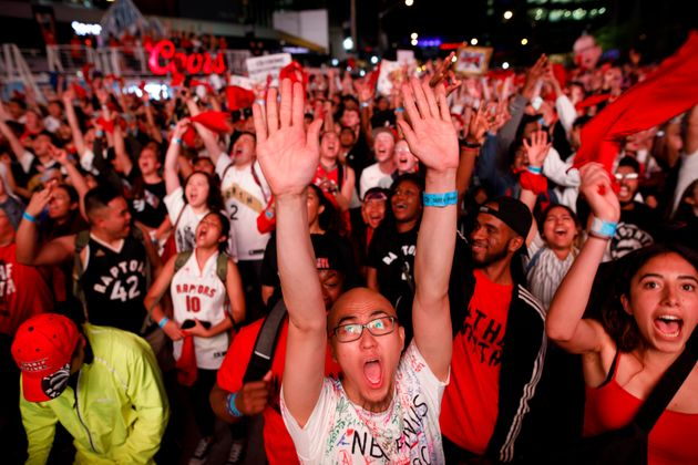 Raptors fans are expected to flood Jurassic Park and city streets for Game 5 of the NBA Finals against...