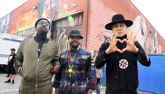 """""""On va danser, on va transpirer, on va s'amuser"""", promettent les Black Eyed Peas"""