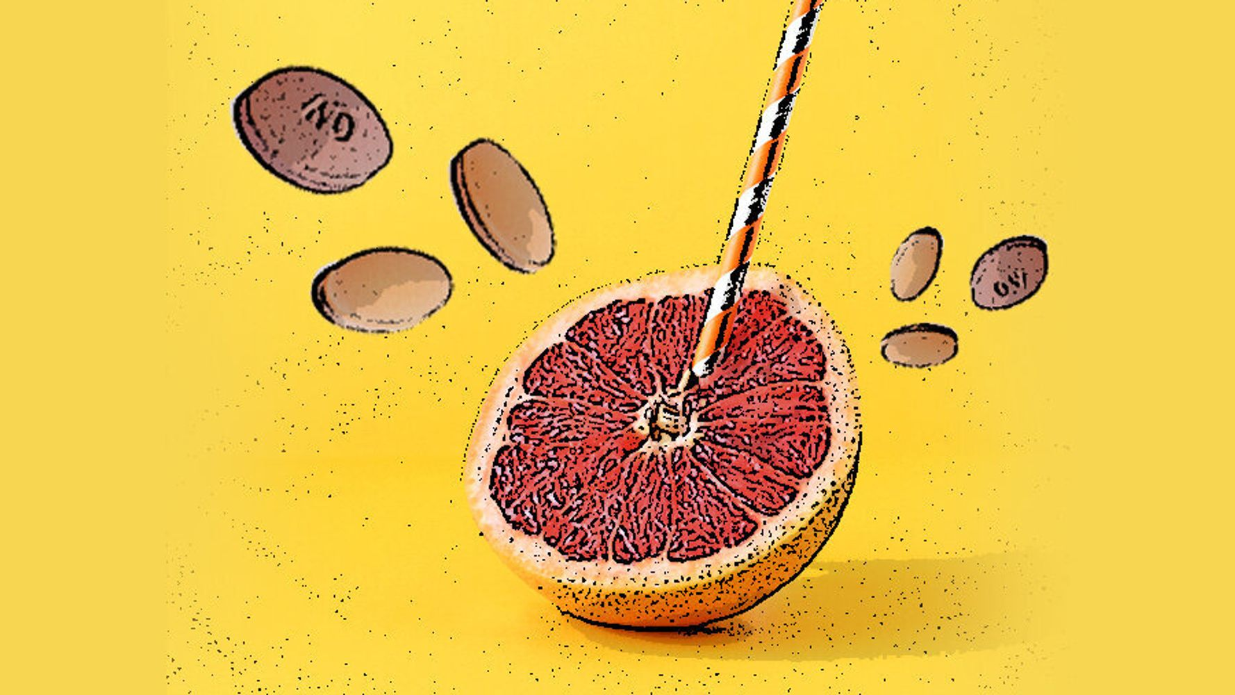 Why Does Grapefruit Juice Affect Statins And Other Medication?