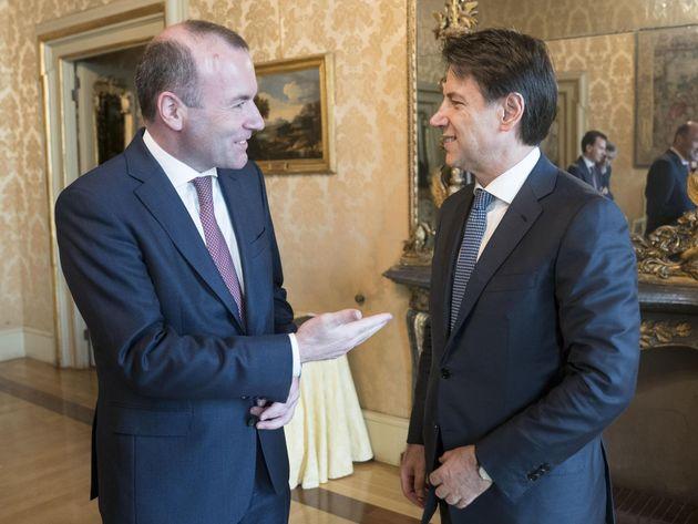 Per Giuseppe Conte primo incontro da negoziatore