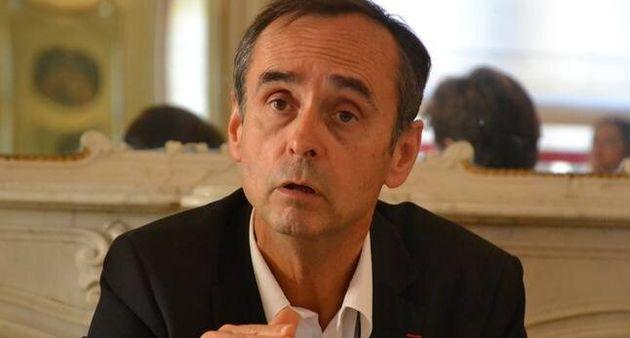 Robert Ménard, maire de Béziers, élu en 2014 avec le soutien du