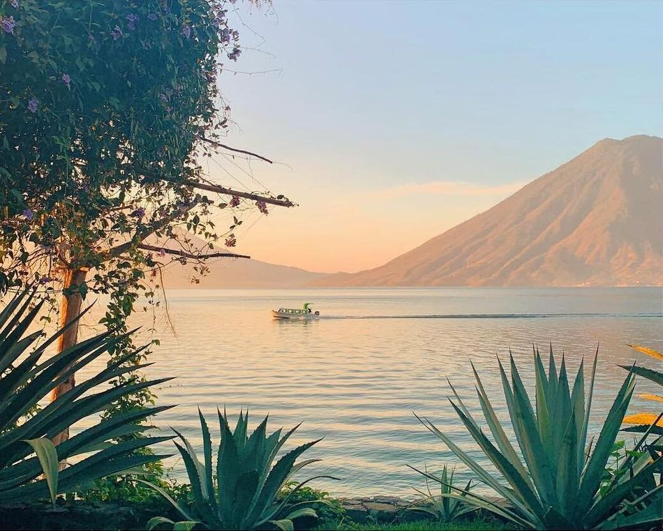 """""""The beauty of Guatemala is as authentic as it gets. A country rich in history, culture and spirit that makes for an unparalleled travel destination,"""" says @luna_zorro."""