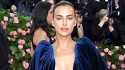 Irina Shayk Really Gets Away From It All After Reported