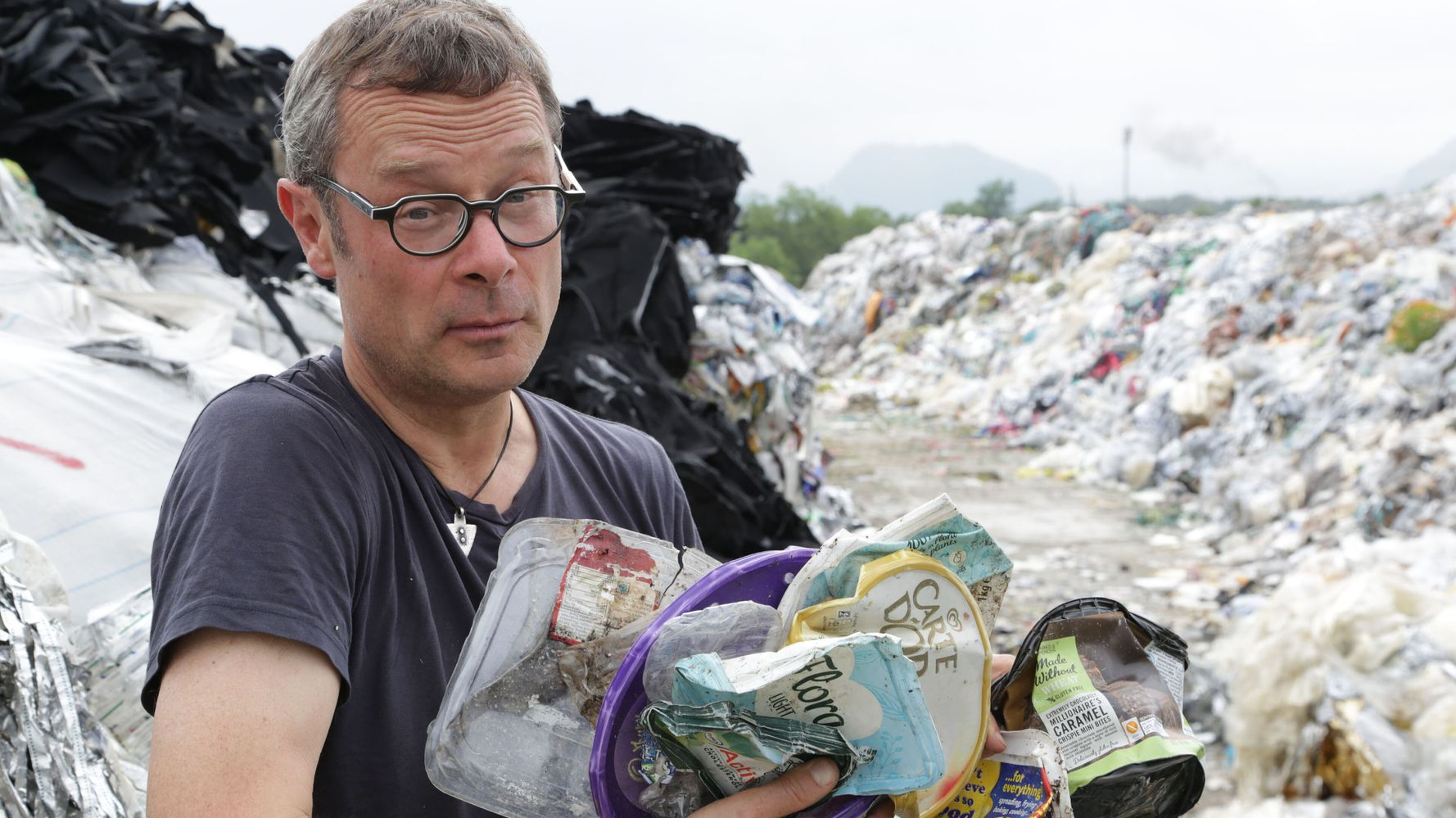 War On Plastic's Hugh Fearnley-Whittingstall Says Ditching Bottled Water Is A 'No-Brainer'