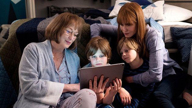 Ainda atormentada pelos abusos de Perry, Celeste(Nicole Kidman) ainda tem de lidar com sua sogra,Mary...