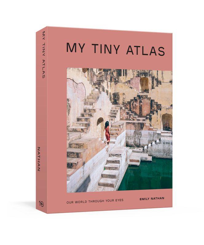 My Tiny Atlas book. Buy it now.