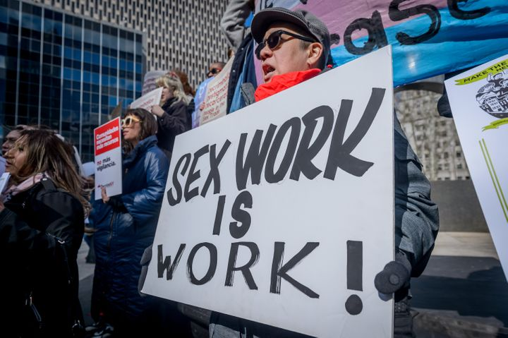 Decrim NY, a coalition aimed at decriminalizing the sex trade in New York state, was launched on Feb. 25, 2019.