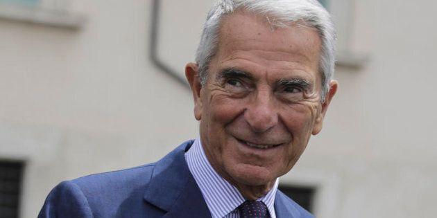 Carlo Rossella, giornalista, presidente di Medusa