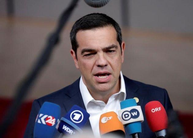 Tsipras pone fecha a las elecciones anticipadas en