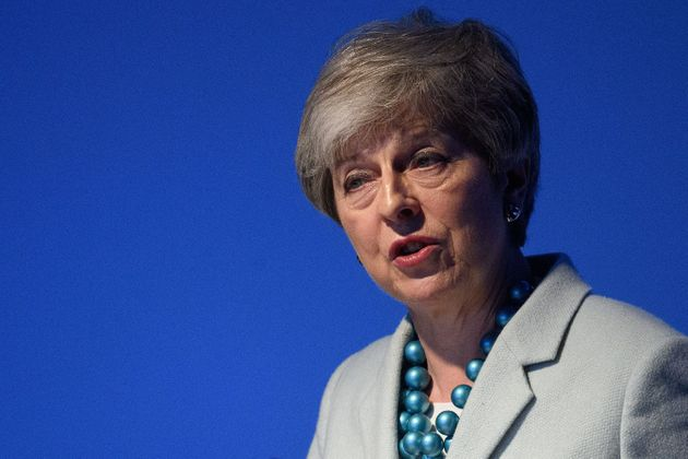 ldquo rdquo brexit may ministro primer sin hunt