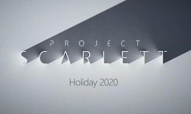 Ce que vous devez savoir sur «Project Scarlett», la nouvelle console de