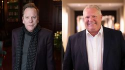 'You Sir, Are No Tommy Douglas': Kiefer Sutherland Hits Back At Doug