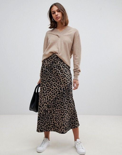 1b47cf17 The Leopard-Print Skirt That's Everywhere This Summer | HuffPost Life