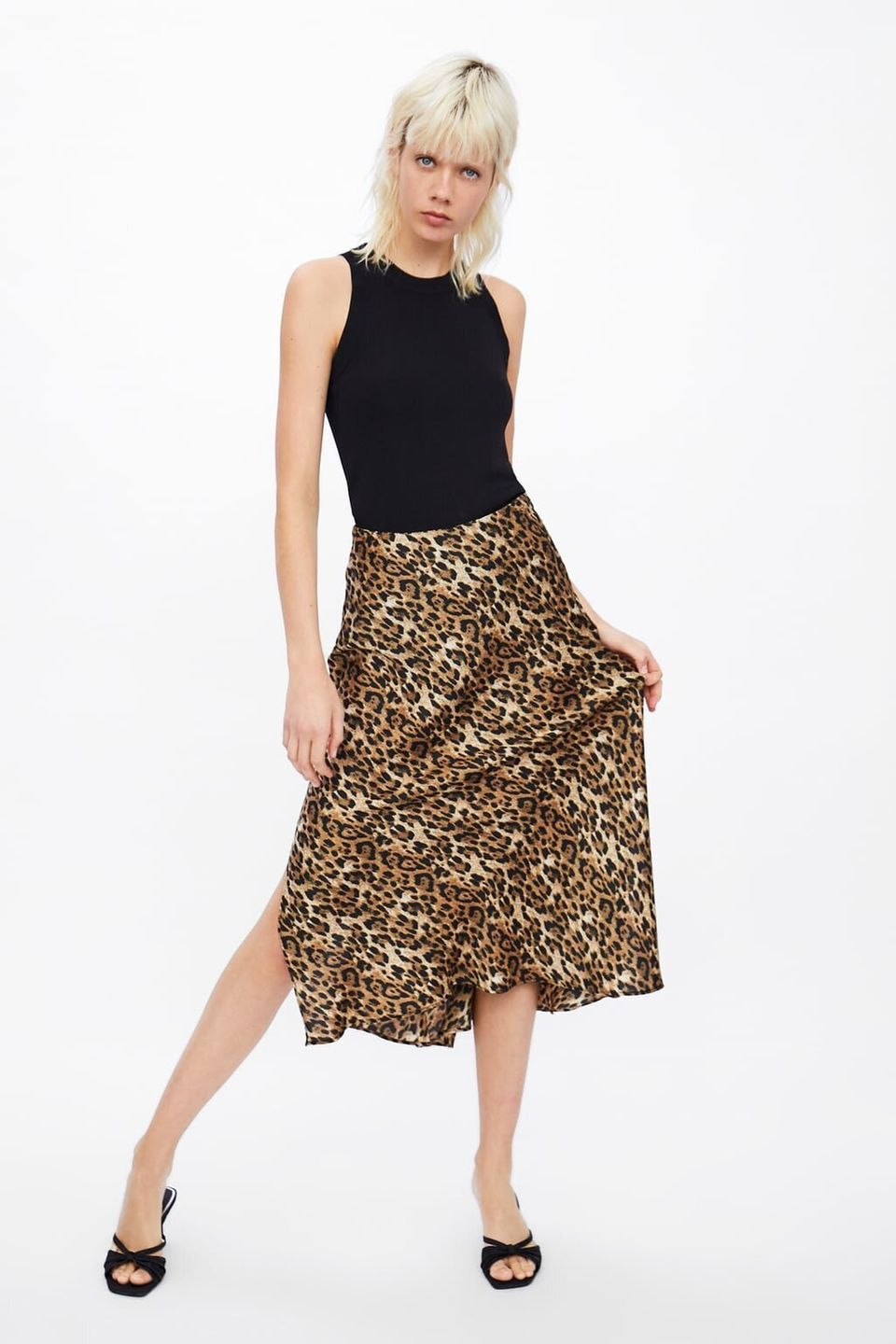 release date: latest design best service The Leopard-Print Skirt That's Everywhere This Summer ...