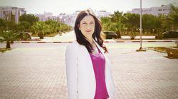 Le combat mené par la plus jeune députée tunisienne, Khawla Ben Aïcha, contre le test