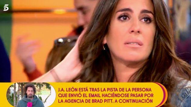 Las redes se ensañan con Anabel Pantoja ('Sálvame'):