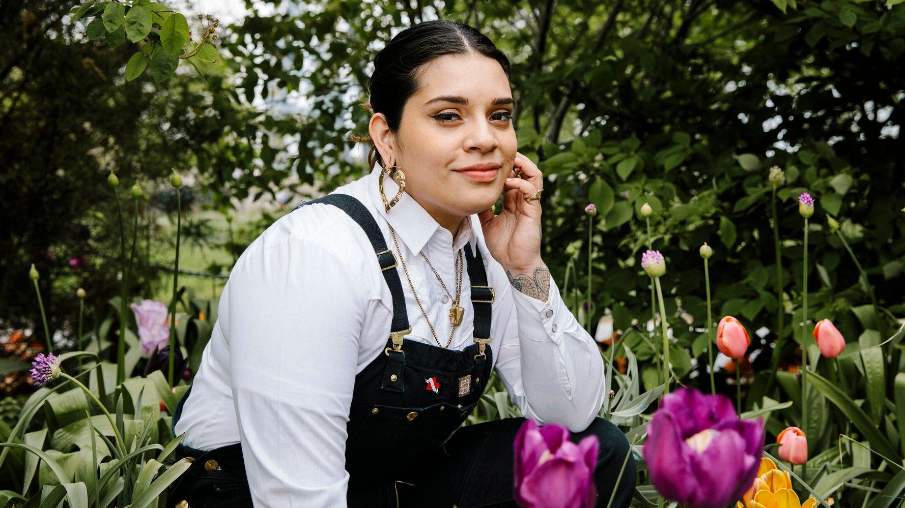 A Day In The Life Of Queer Latinx Street Artist Johanna Toruño