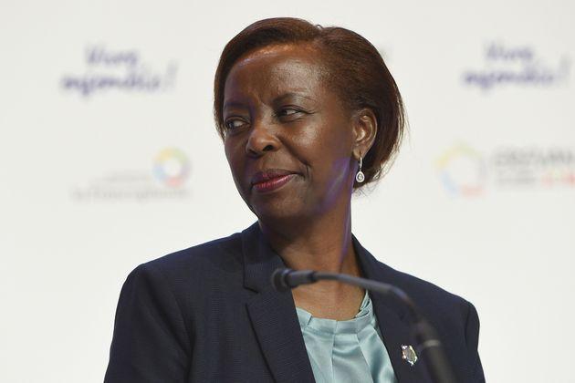 Louise Mushikiwabo,secrétaire générale de la