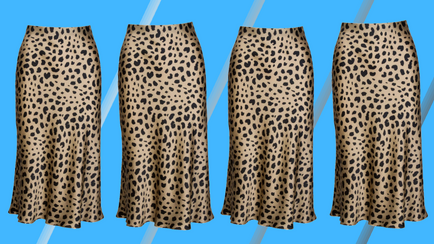 a9870ce665 Here's The Deal With THAT Leopard-Print Skirt That's Everywhere Right Now