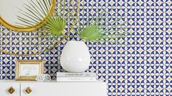 These Peel-And-Stick Wallpapers On Etsy Are Surprisingly Easy To