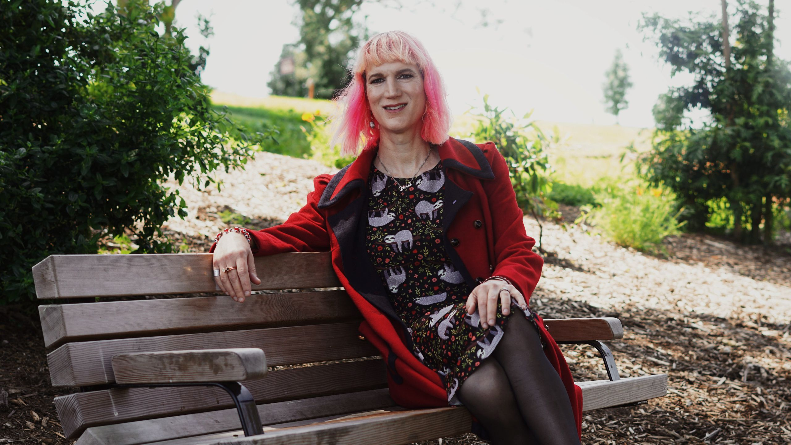 Charlie Jane Anders Crosses The Divide