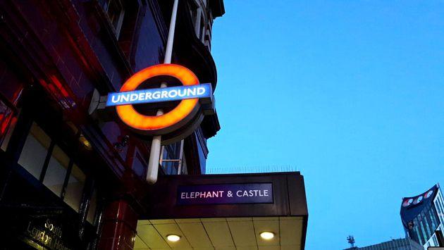 첫 런던 방문에서 머물렀던 동네인 '엘리펀트 앤