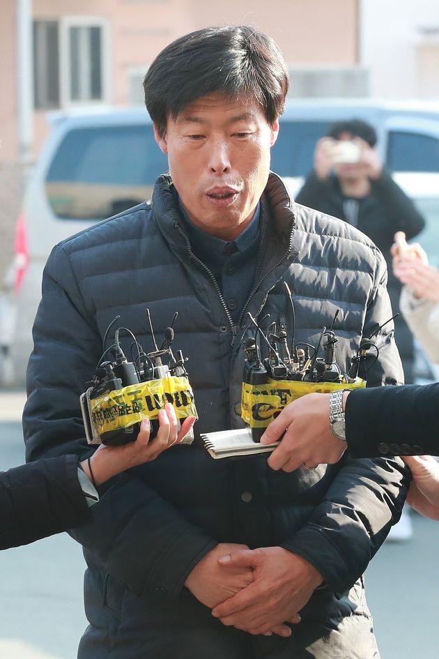 가이드 폭행한 박종철 전 예천군의원에게 내려진 1심