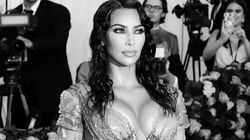 Kim Kardashian Shares Intimate Photo Of 1-Month-Old Baby Psalm