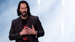 Amarás (aún más) a Keanu Reeves por lo que dijo a un fan en la feria de videojuegos