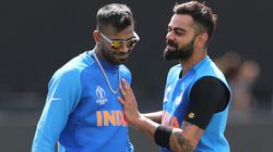 Kohli Reveals Why He Played Second Fiddle To Pandya In Australia