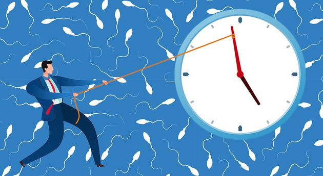 The Male Biological Clock Is Ticking Too: How Age Impacts Men's
