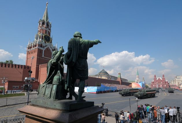 Oι ρωσικοί πύραυλοι...