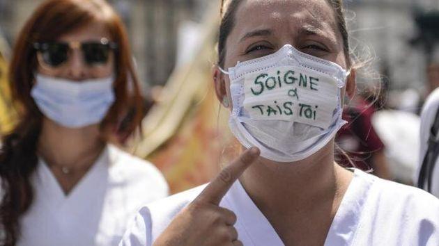 Ce mardi 11 juin, plus de 80 services d'urgence sont en grève partout dans les hôpitaux...
