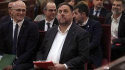 La defensa de Junqueras reprocha que se aplique el Código Penal a