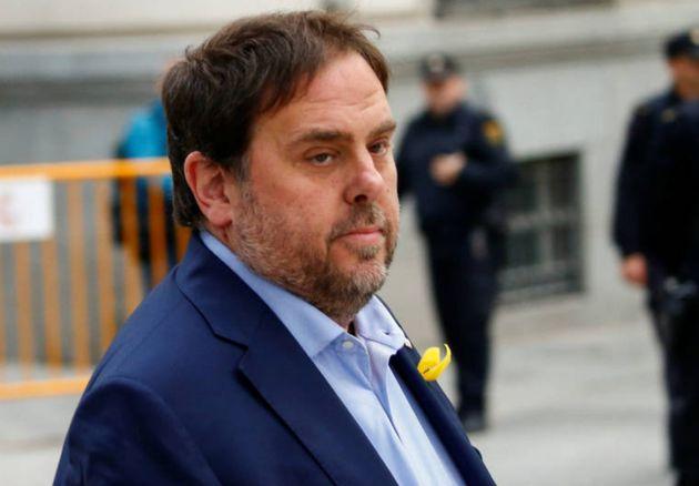 La Fiscalía pide que no se deje a Junqueras acceder al acta de