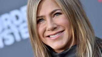 "WESTWOOD, CALIFORNIA - JUNE 10: Jennifer Aniston attends the LA Premiere of Netflix's ""Murder Mystery"" at Regency Village Theatre on June 10, 2019 in Westwood, California. (Photo by Axelle/Bauer-Griffin/FilmMagic)"