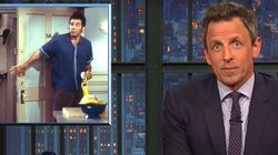 Seth Meyers Nails Why Trump Is 'The Kramer Of International