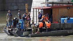 Recuperados otros cuatro cadáveres del Danubio tras el naufragio de una embarcación