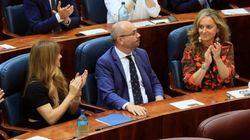 Juan Trinidad, nuevo presidente de la Asamblea de