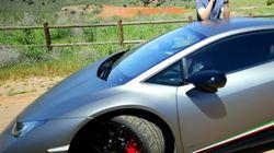 El detenido por ir a 228 km/hora en un Lamborghini en una carretera secundaria puede que te