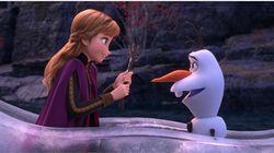 La magie opère dans la nouvelle bande-annonce de «La Reine des neiges