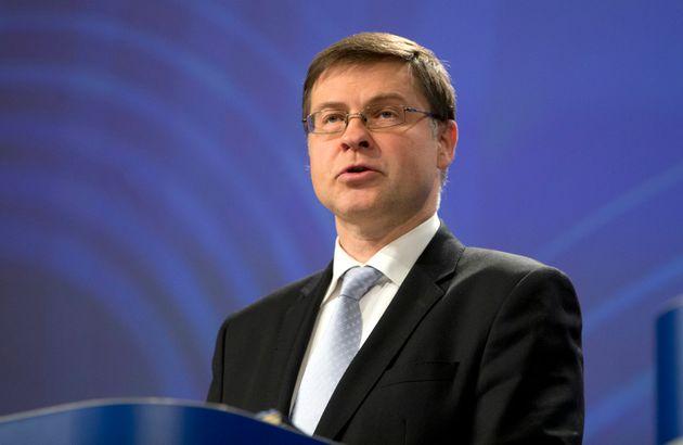 Rieccolo. Il falco Dombrovskis confermato commissario Ue anche nella prossima
