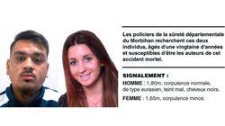 Enfants renversés à Lorient: la police lance un appel à