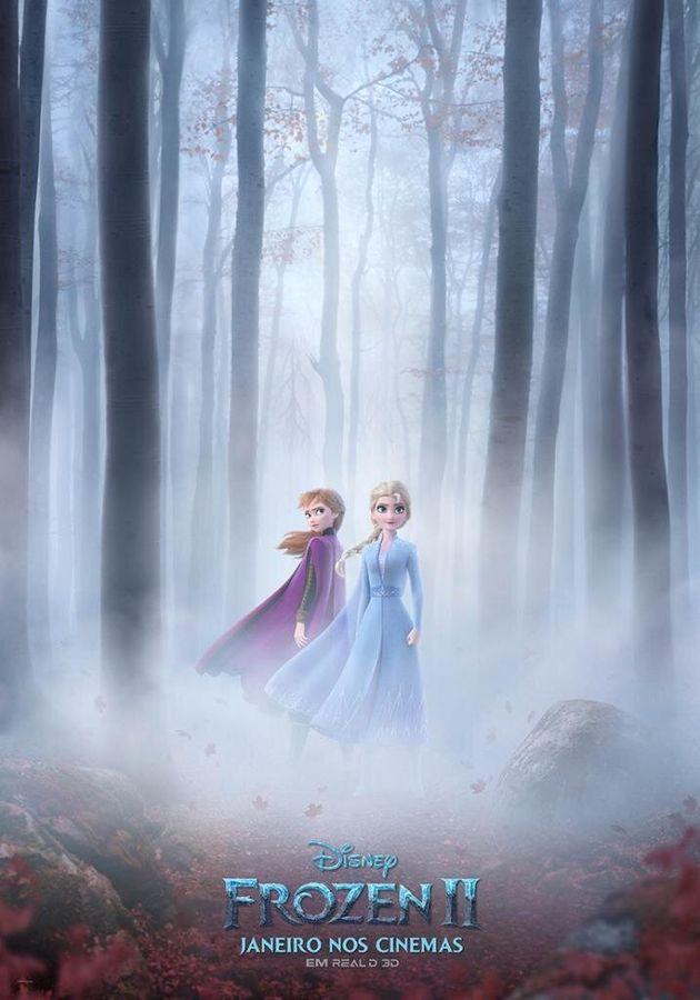 'Frozen 2': Novo trailer mostra Elsa e Anna em busca da verdade sobre o
